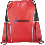 Personalized Diamond Drawstring Cinch Backpack