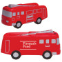 Personalized Fire Truck Stress Reliever