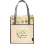 Printable Matte Laminated Non-Woven Vintage Big Grocery Tote