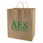 Printable Recycled Natural Kraft Bags