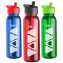 Promo 24 oz. Tritan Bottle with Flip Straw Lid