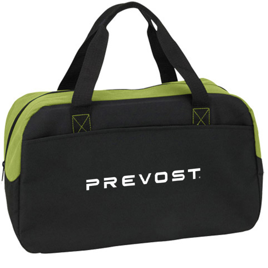 Personalized Duffel Bag - Green