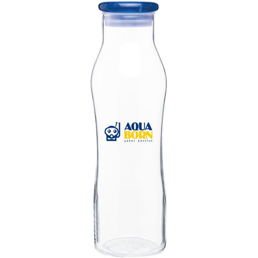20 oz. Contour Shaped Glass Bottle