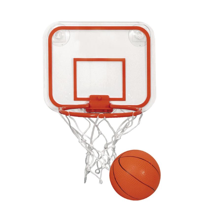 Printable Mini Basketball & Hoop Set