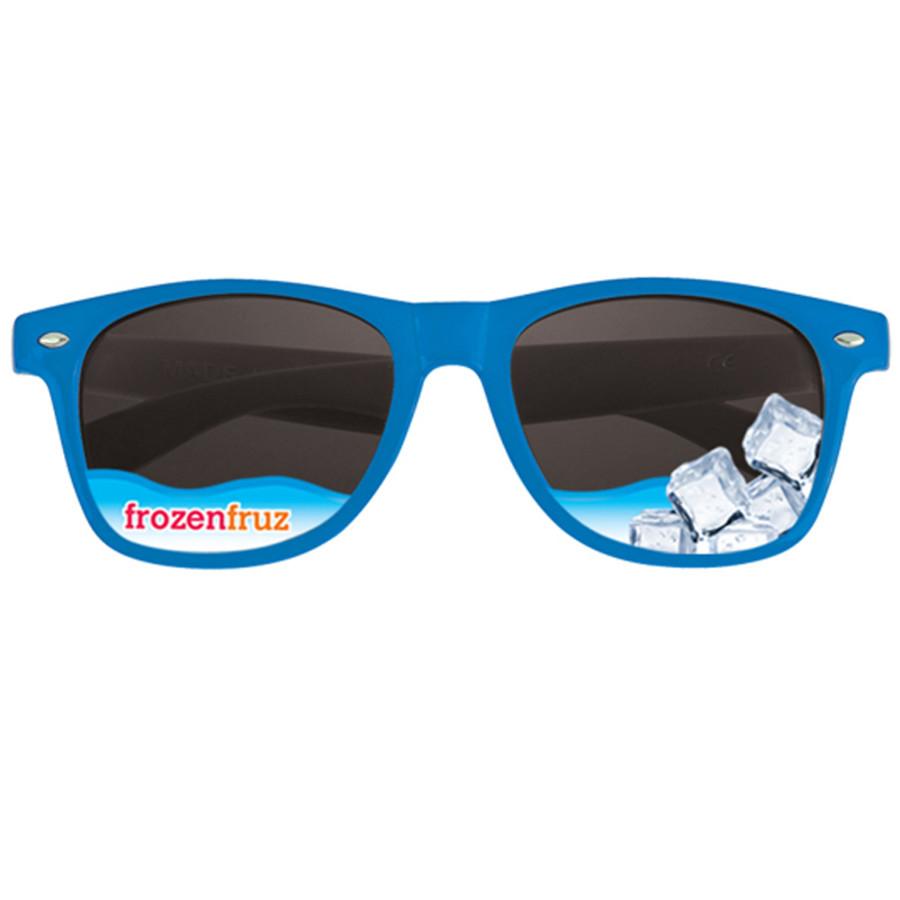 Custom Printed Full Color Lens Glasses