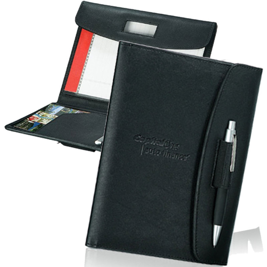 6.5 x 8 TrueValue Tri-Fold Junior Padfolio
