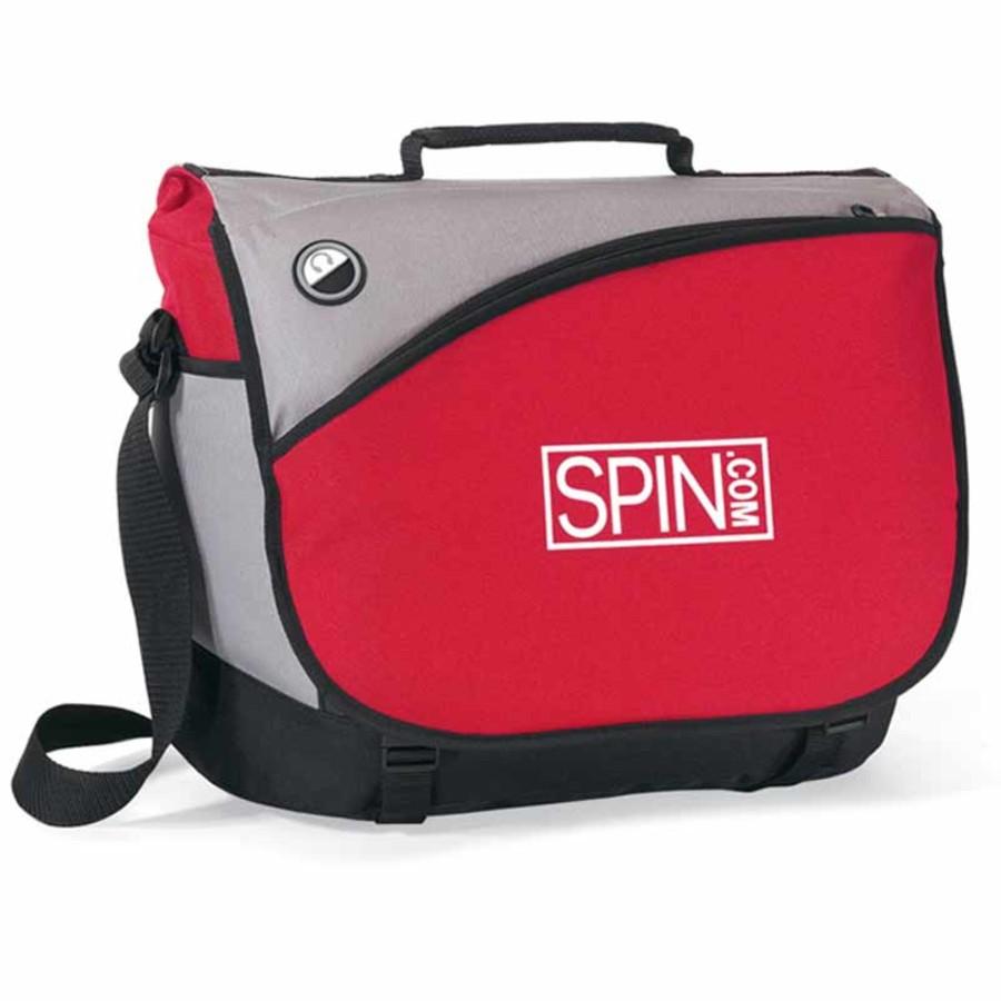 Printable Freestyle Computer Messenger Bag