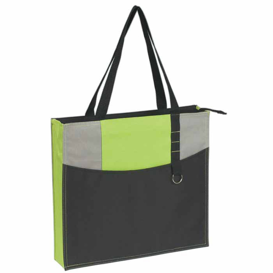 Custom Logo Expo Tote Bag
