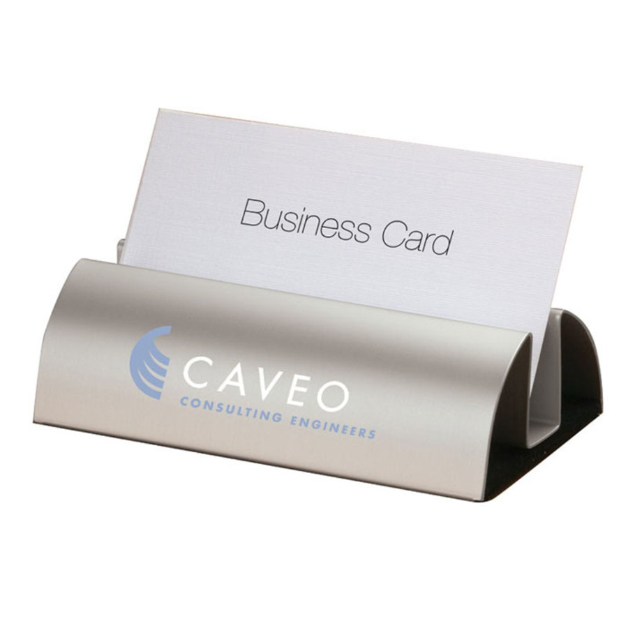 Custom Printed Business Card Holder