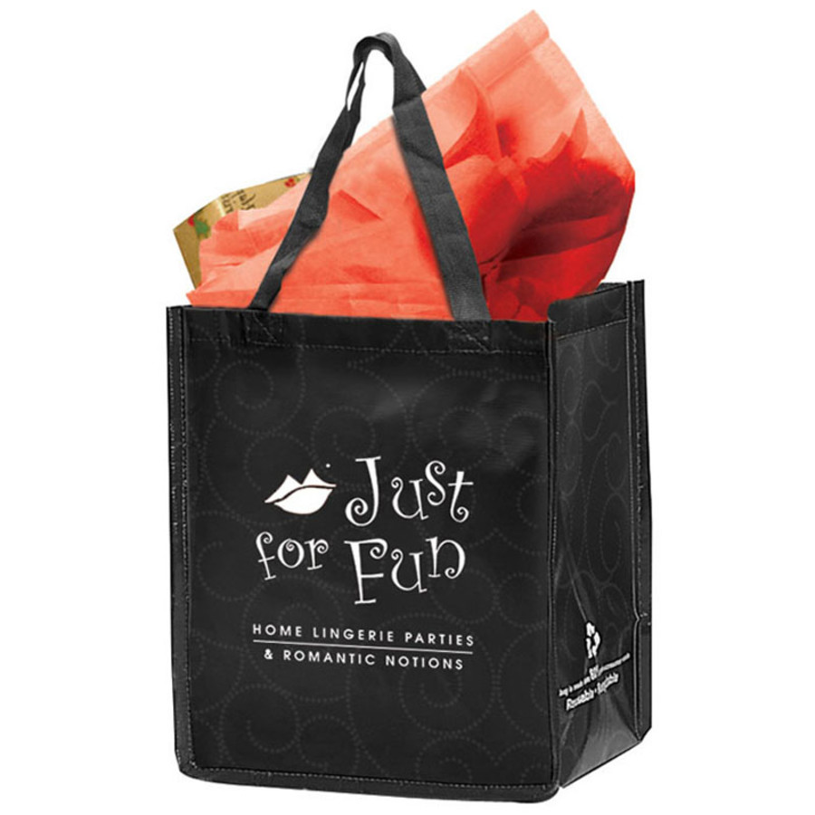 Custom Printed Laminated Eco Gift Bag