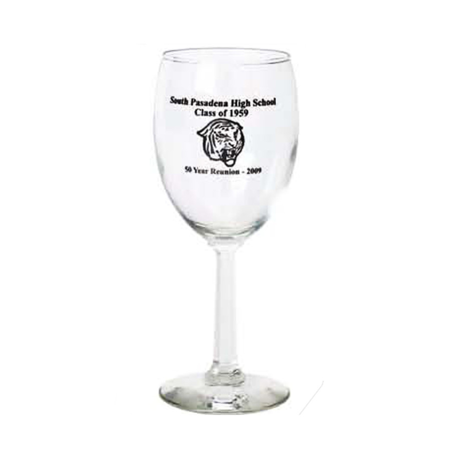 10 oz. Promotional Wine Goblet