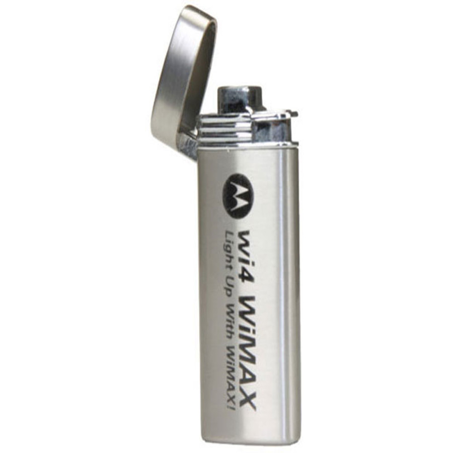 Customizable Metal Turbo Flameless Lighter