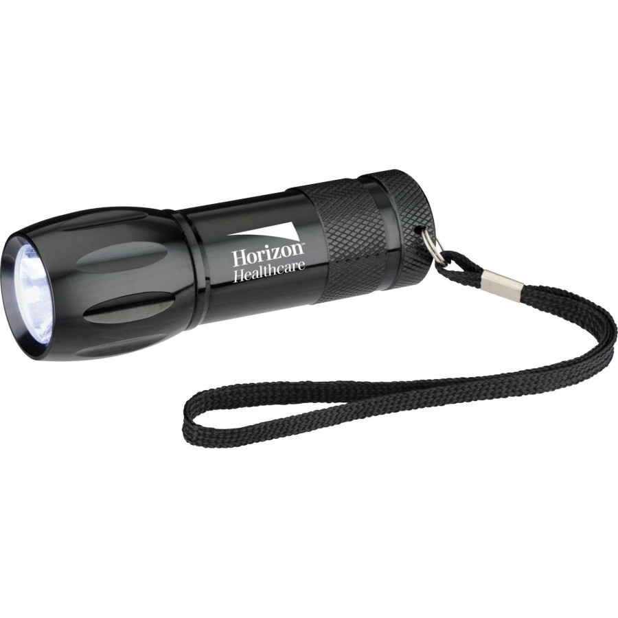 Printed Metal LED Flashlight