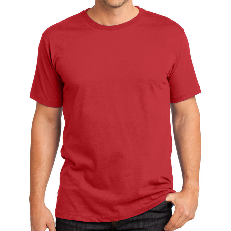 District Made Mens Perfect Weight Crew Tee (Apparel)