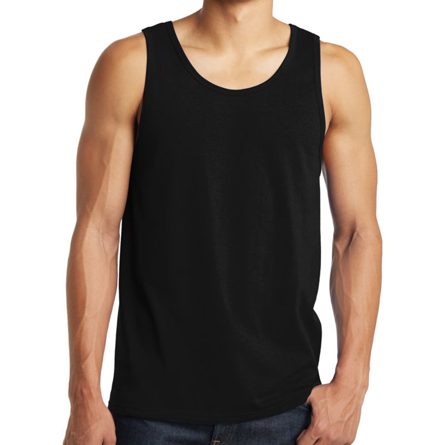 District Young Mens The Concert Tank (Apparel)