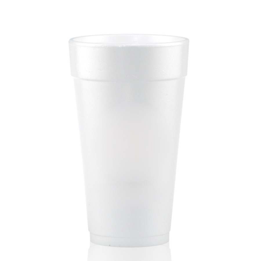 20 oz. Foam Cups