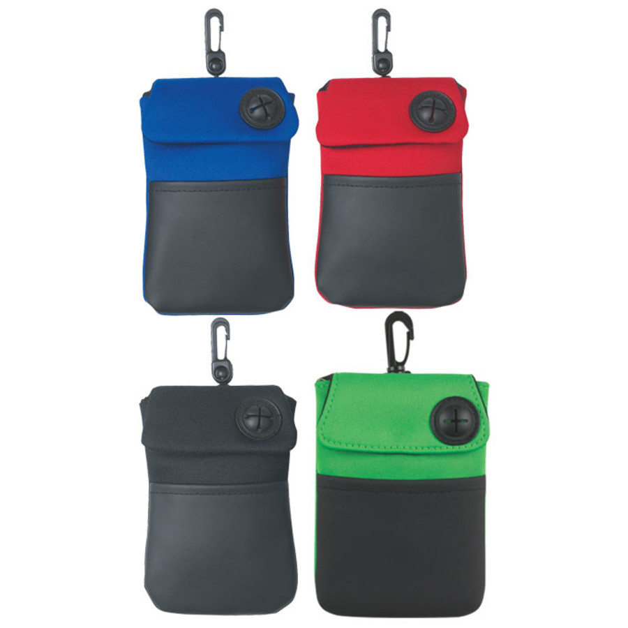 Imprintable Neoprene Portable Electronics Case
