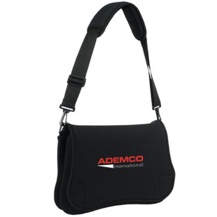 "Imprinted 15.4"" Neoprene Laptop Bag"