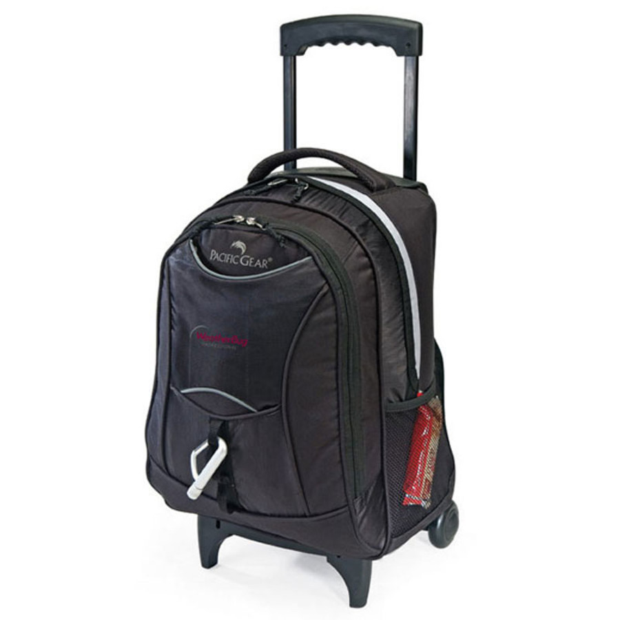 Imprinted Aerolite Rolling Backpack - BGBP-62099GL