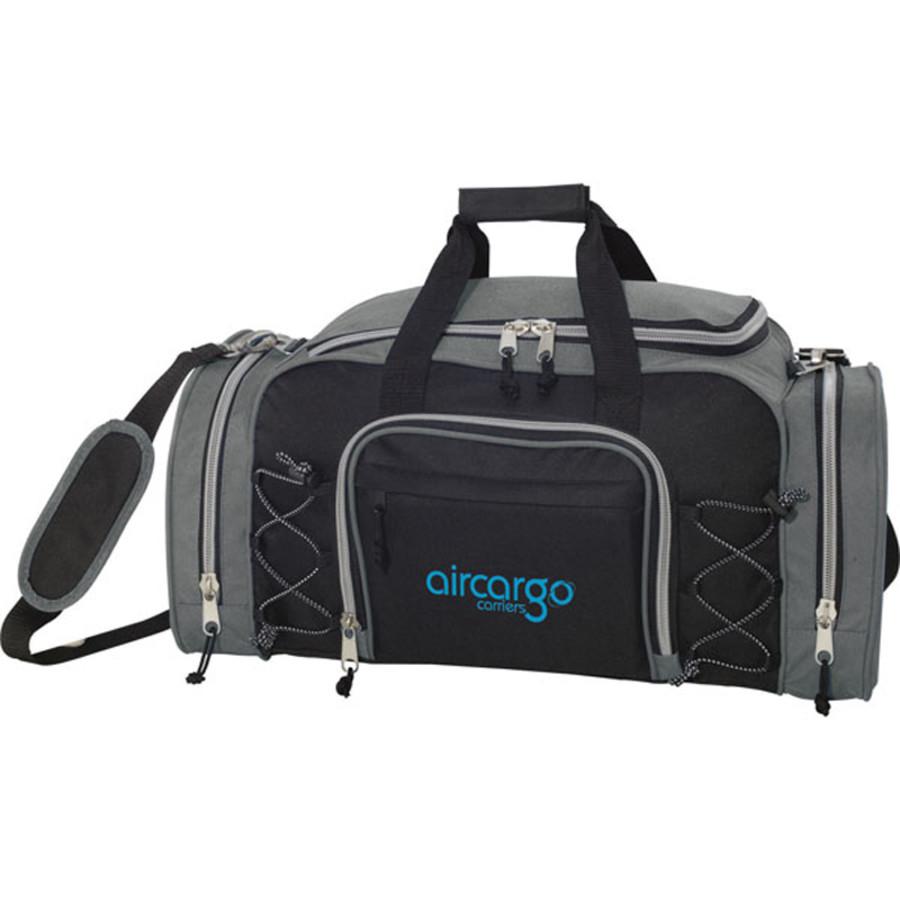Logo Getaway Duffel Bag