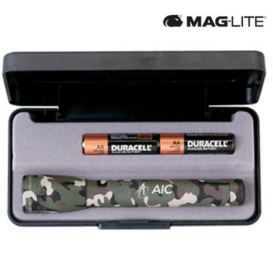 Custom Mag-Lite M2A Camouflage Flash Light