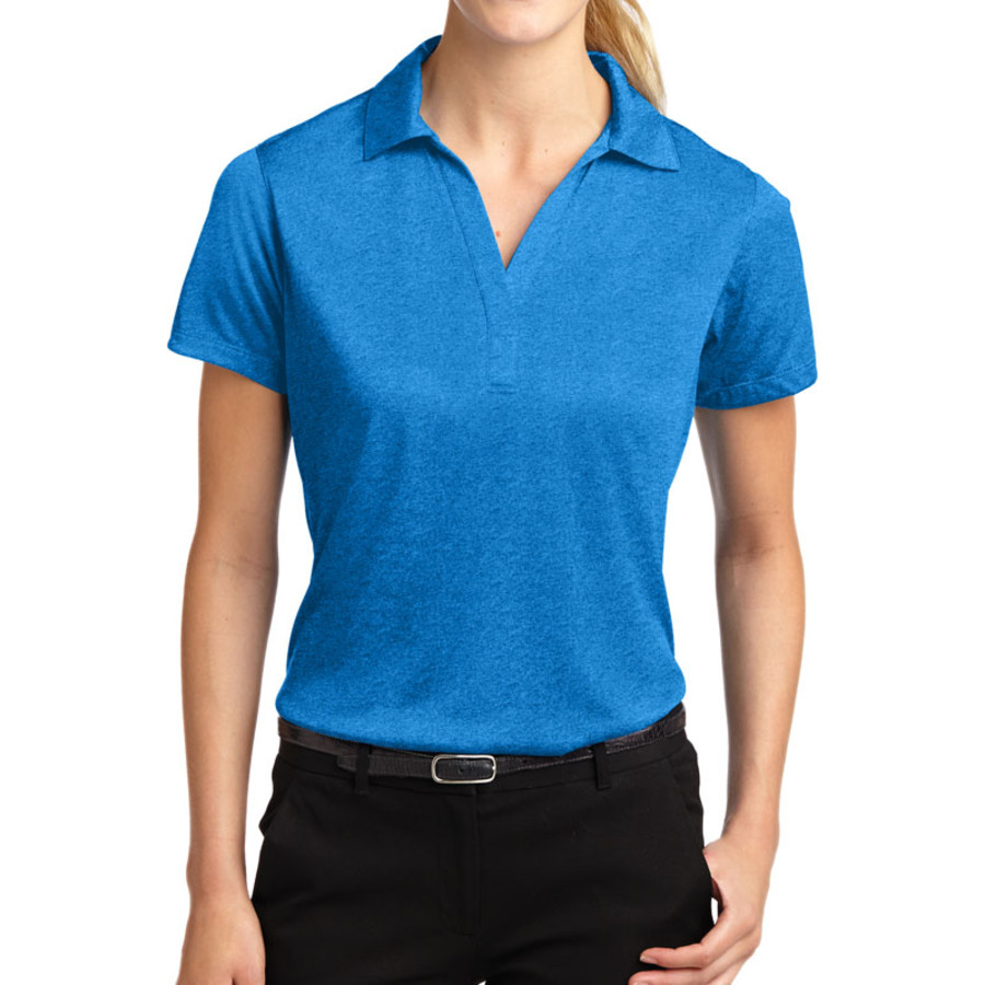 Sport-Tek Ladies Heather Contender Polo (Apparel)
