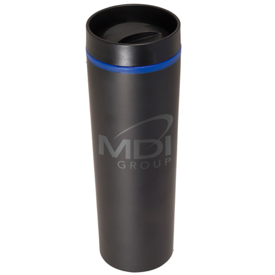 Custom Matte Finish 16 oz. Stainless Tumbler