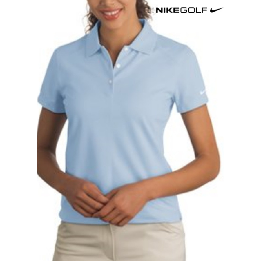 Nike Golf Ladies Dri-FIT Pique II Polo