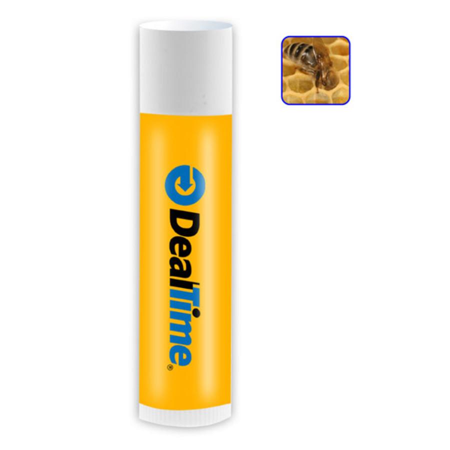 Custom Bee Natural Beeswax Lip Balm