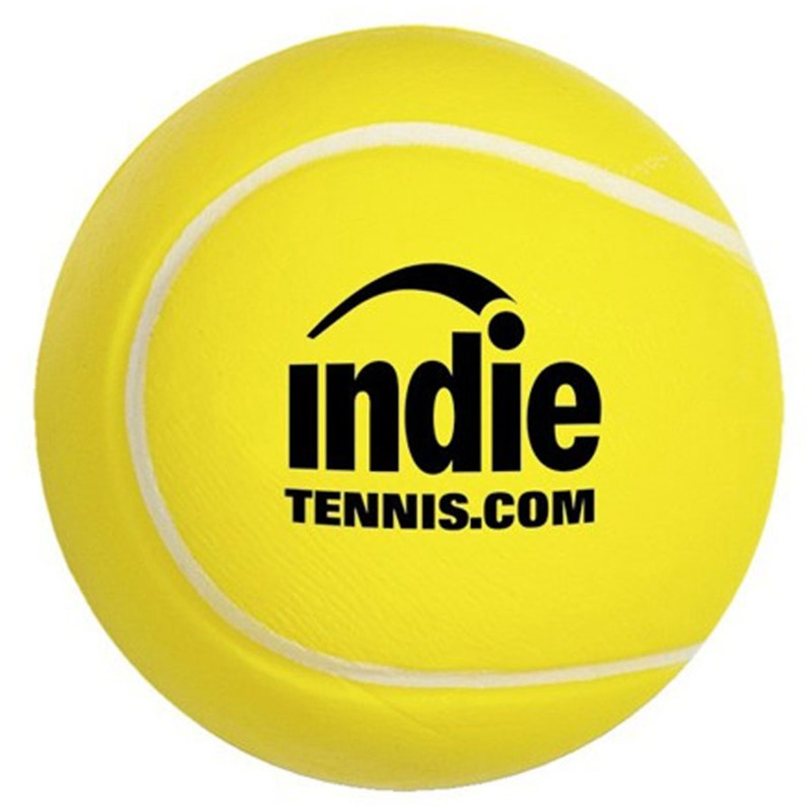 Personalized Tennis Ball Stress Reliever