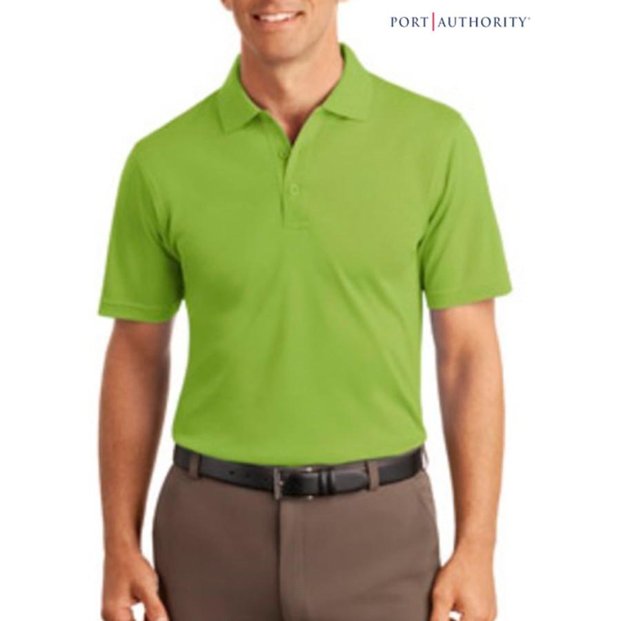 Port Authority Silk Touch Interlock Sport Shirt
