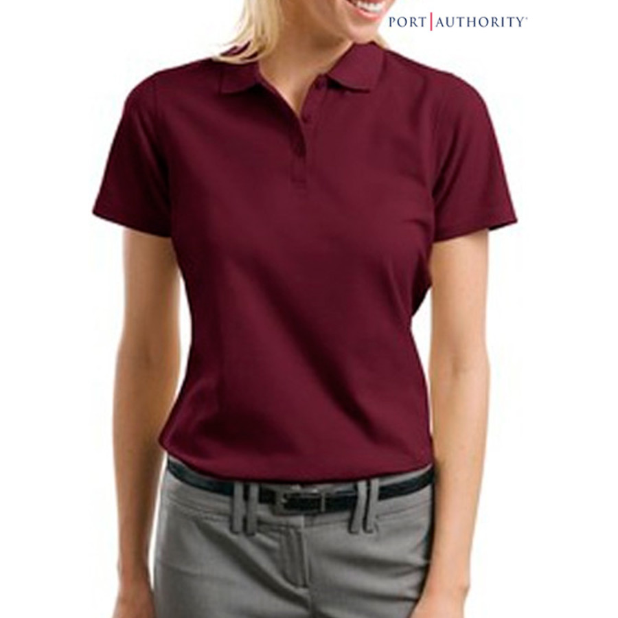 Port Authority Ladies Stain-Resistant Shirt