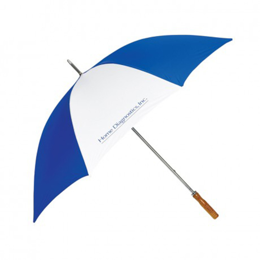 "Printed Booster 60"" Arc Golf Umbrella"