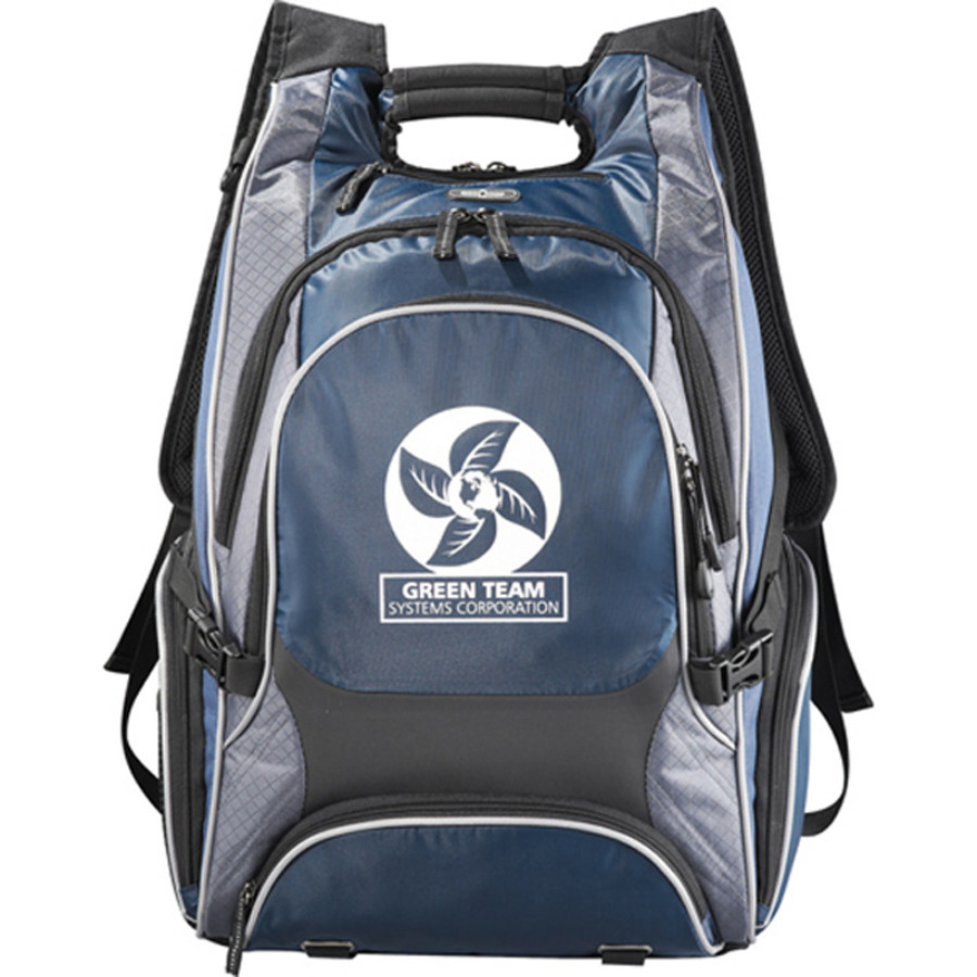 Printed Elleven Drive Checkpoint Compu Backpack