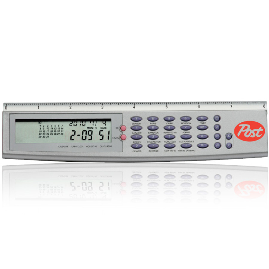 Promotional Multi Function Ruler Calculator