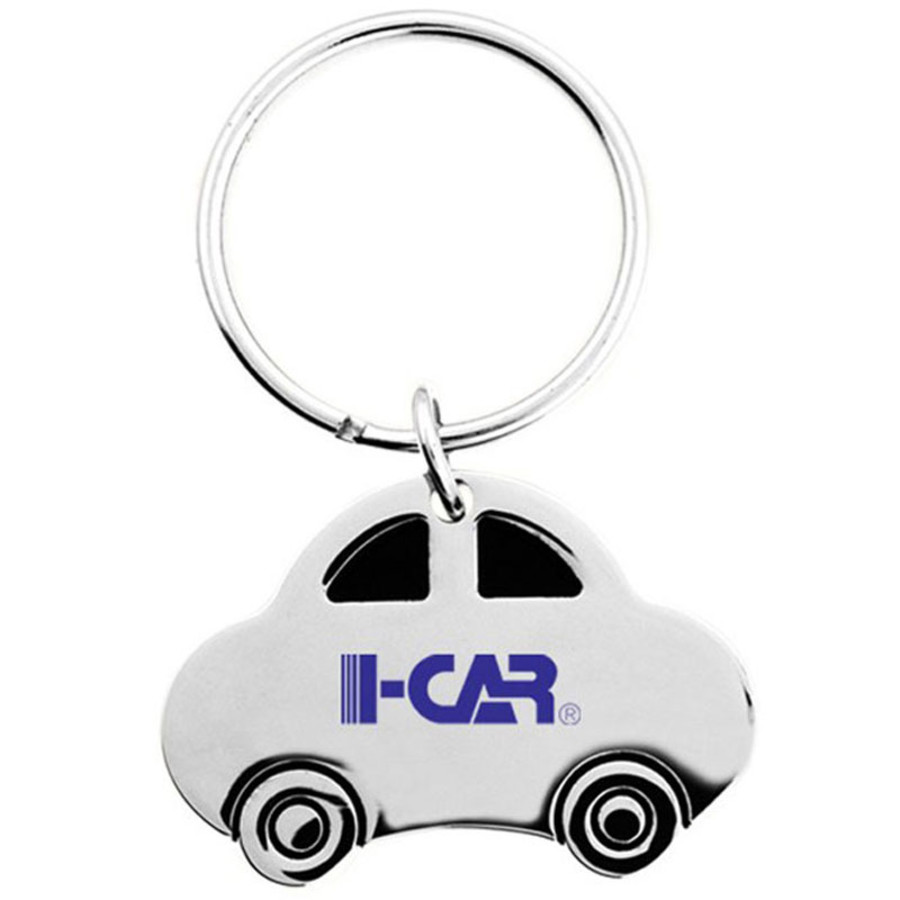Promo Car Shaped Key Chain