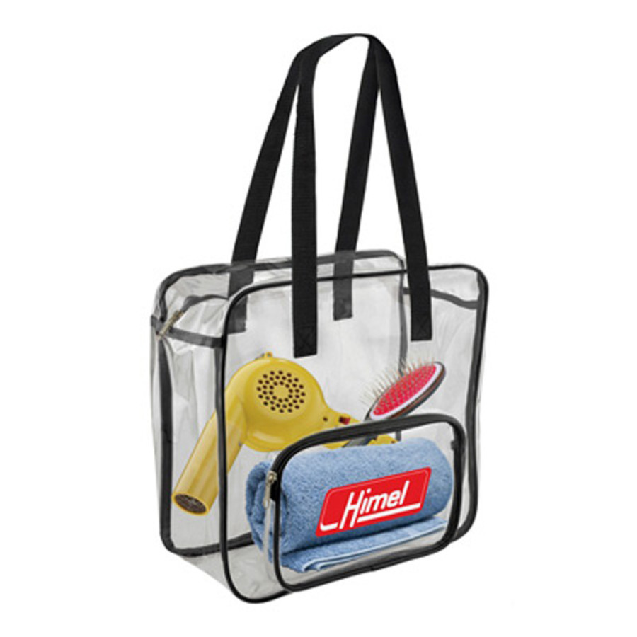 Promo Clear Tote Bag