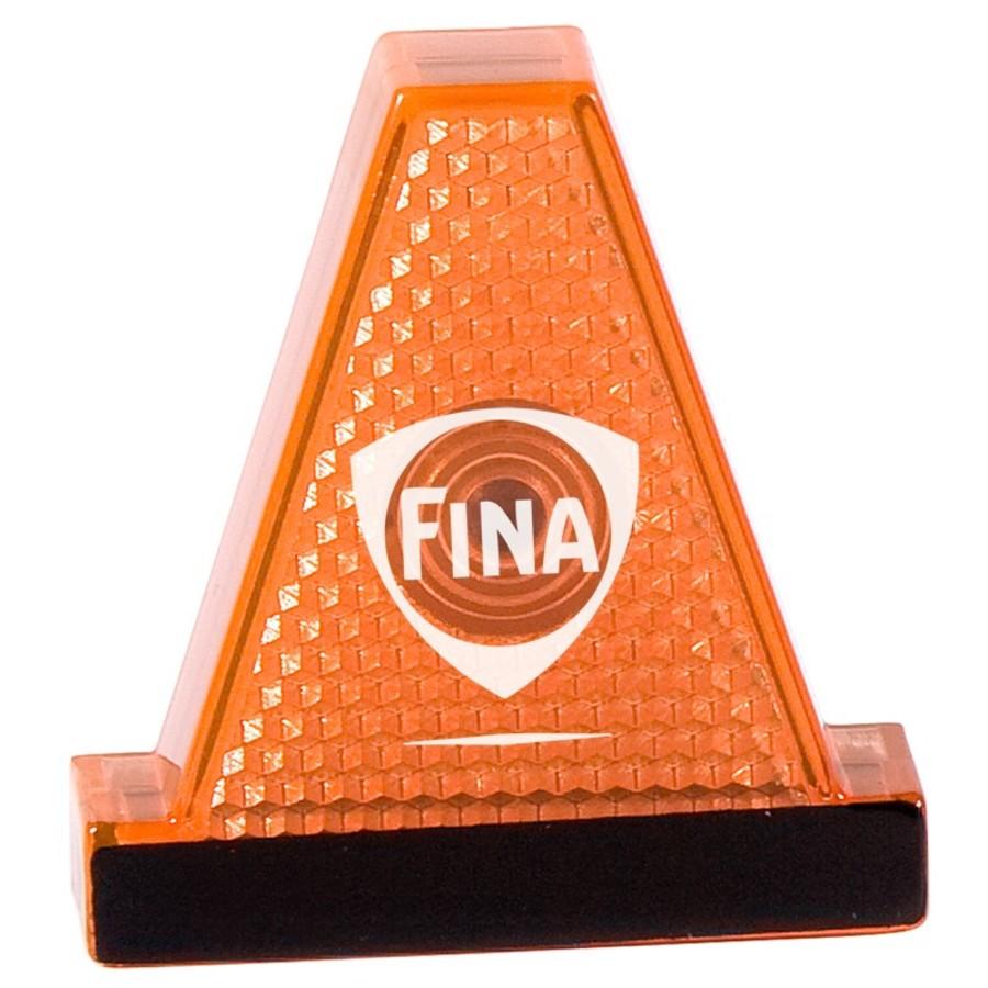Promo Construction Cone Flashing Button