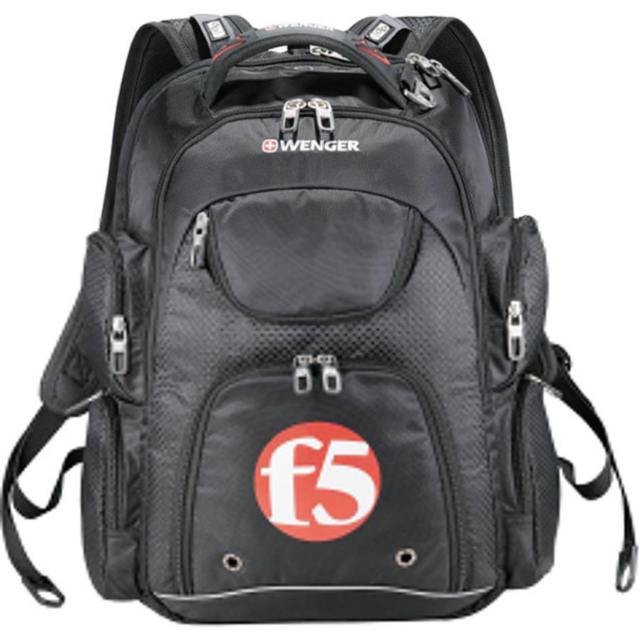 Promo Wenger Scan Smart Trek Compu-Backpack
