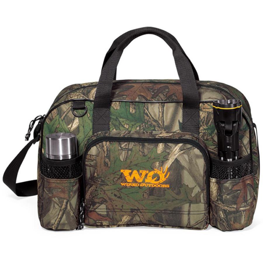 Promotional Apex Camo Sport Bag