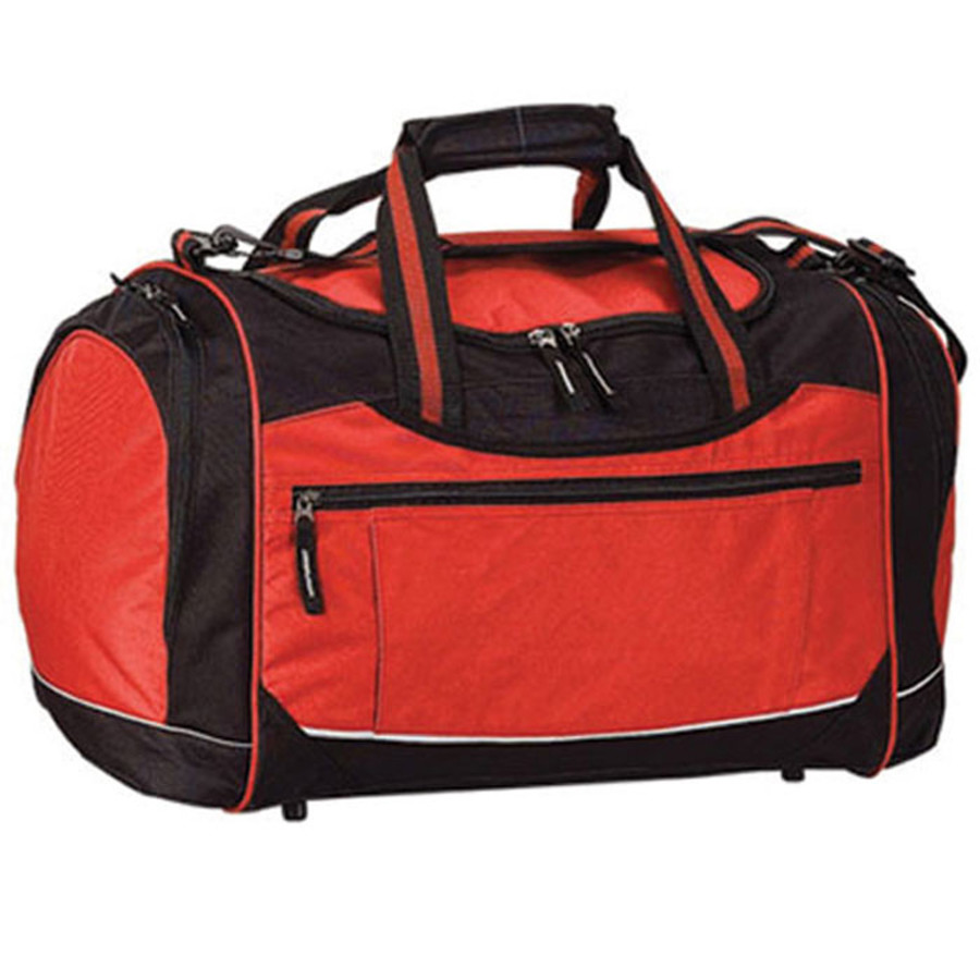 Promotional Sport Duffel With Cooler Pocket