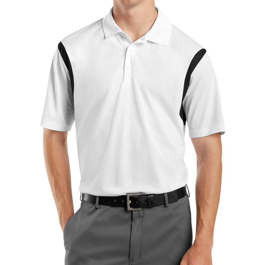 Sport-Tek Back Blocked Micropique Sport-Wick Polo