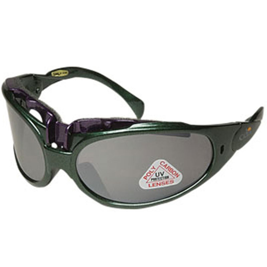 Sunglasses Folding Temples and Soft Foam Inner