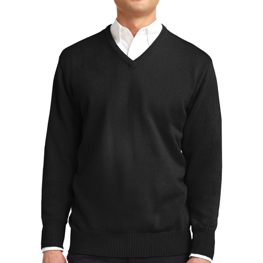 Port Authority Value V-Neck Sweater (Apparel)