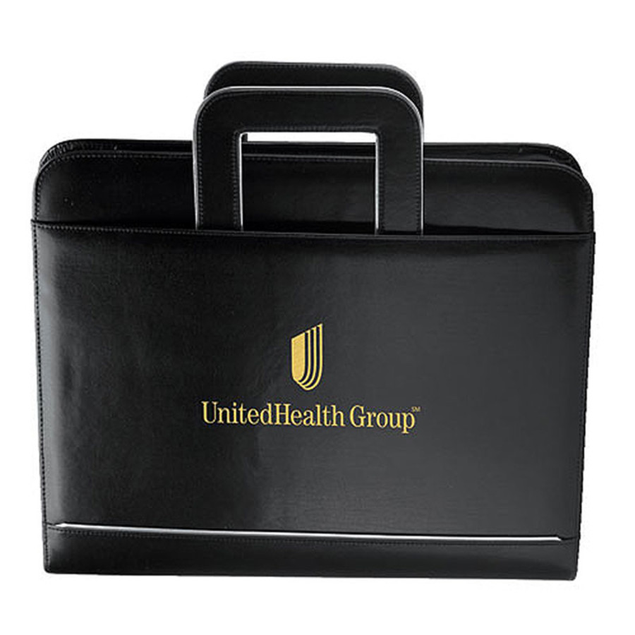 14 x 11.5 Retractable Handle Padfolio
