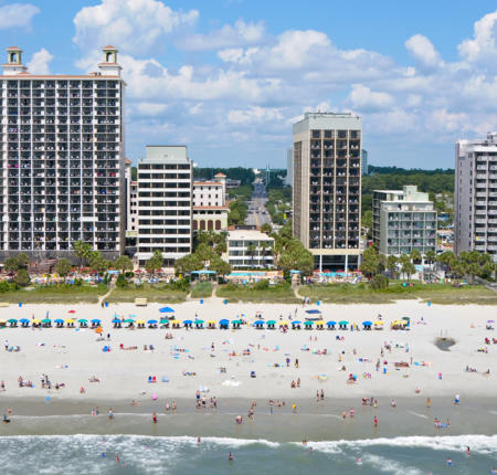 Myrtle Beach Best 4 Round Spring Package