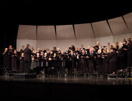 Carolina Master Chorale:  Songs for a Better World