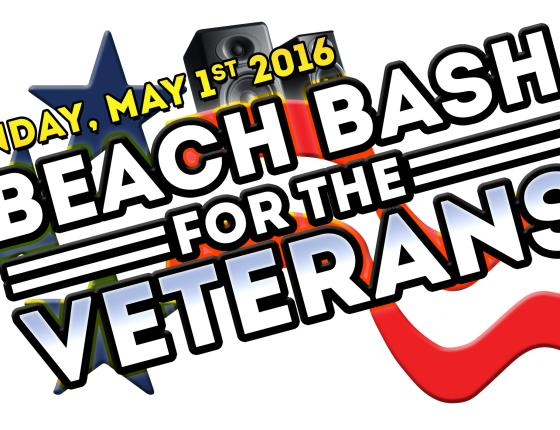 Beach Bash for the Veterans