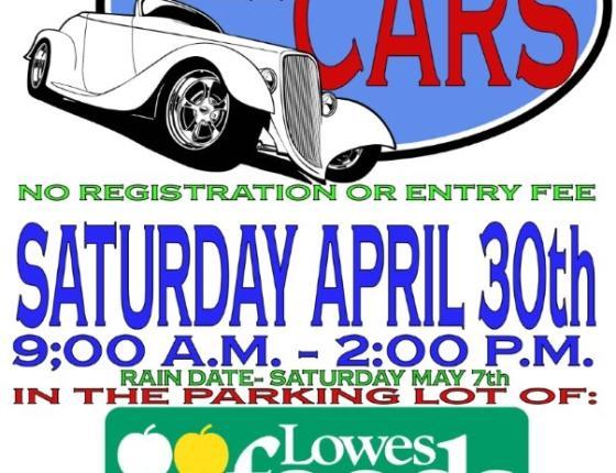 6th Annual Calling All Cars