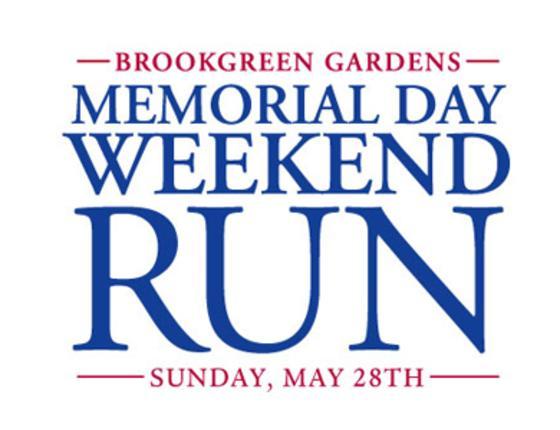 Memorial Day Weekend Run